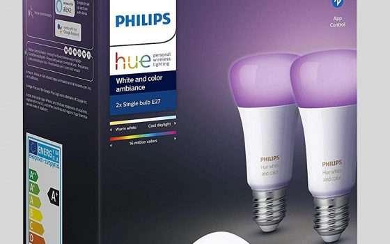 Philips Hue: dispositivi ancora a rischio attacco