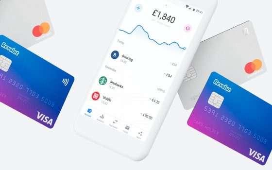 Revolut, la carta di pagamento ideale per il viaggio