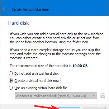 installare virtual box