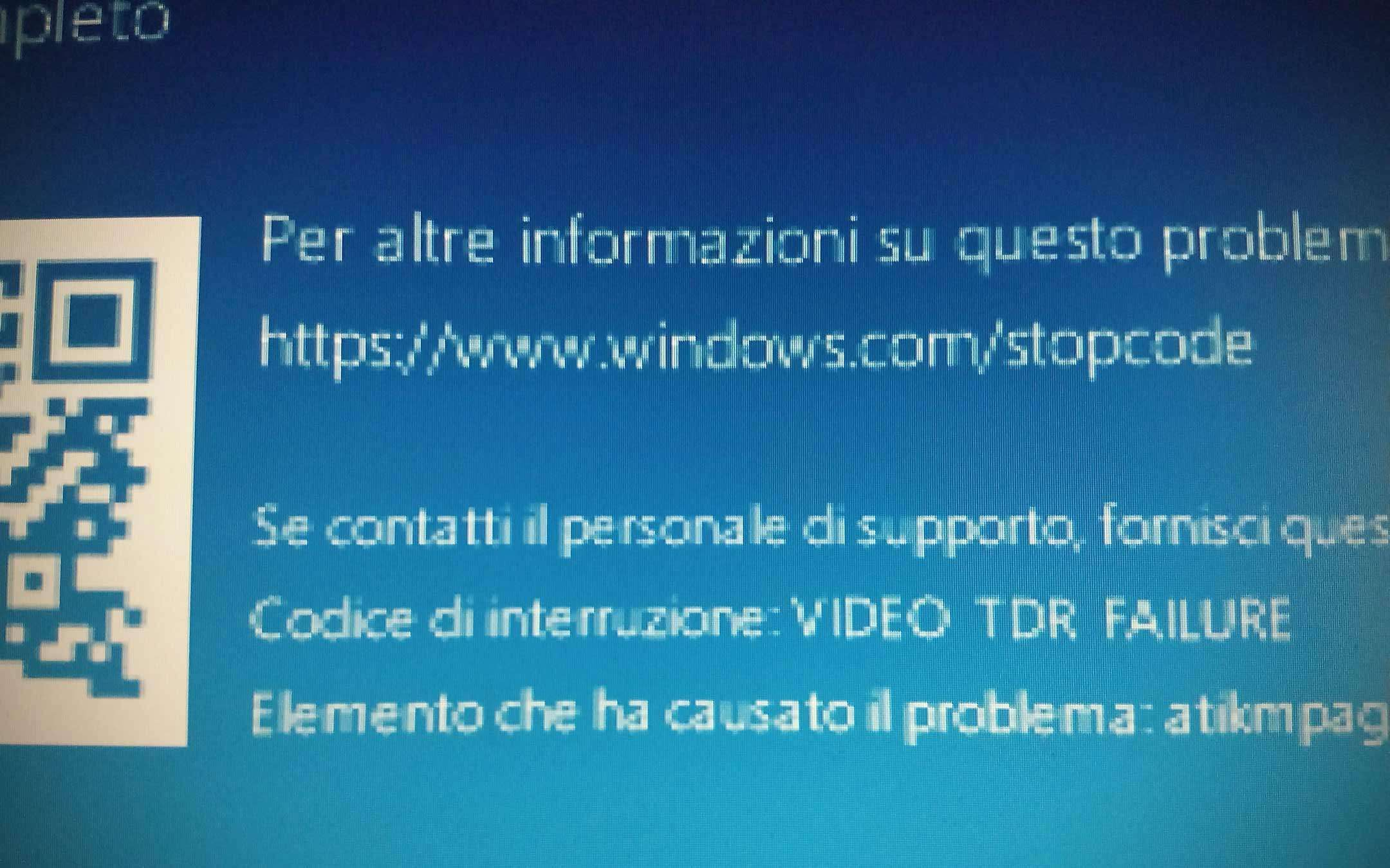 Windows 10 KB4566782: a disaster, BSOD on Lenovo