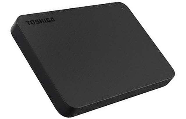 Hard disk esterno Toshiba da 1 TB
