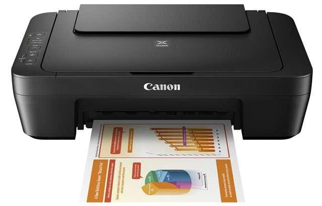 La stampante multifunzione Canon Pixma MG2550S