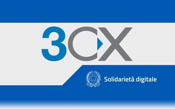Solidarietà Digitale: 3CX per le videoconferenze
