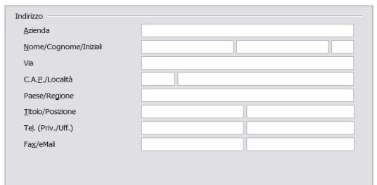 Dati OpenOffice