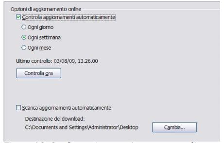 Update OpenOffice
