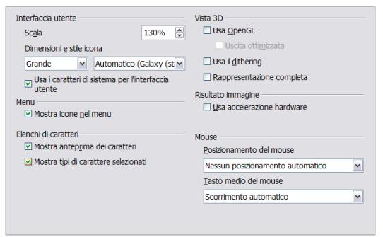 Vista OpenOffice