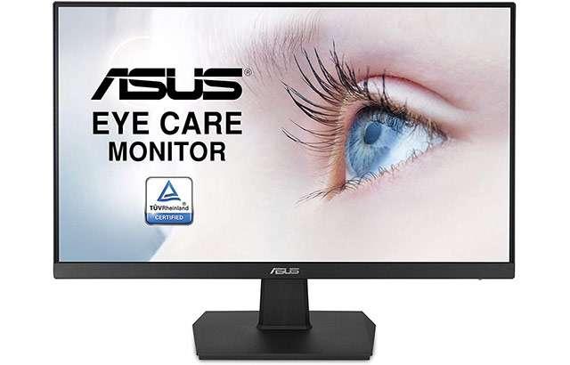 Il monitor ASUS VA24EHE da 24 pollici Full HD