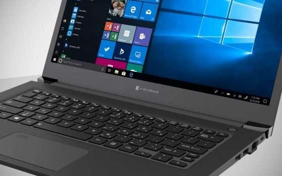 Niente più laptop per Toshiba: Dynabook è di Sharp