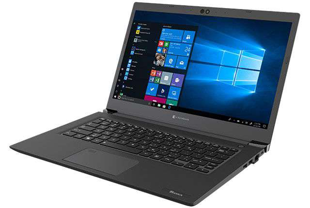 Il laptop Dynabook Tecra A40-G per il business