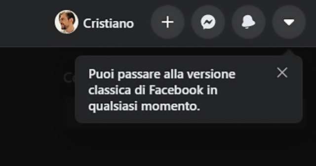 Facebook: come attivare la nuova interfaccia su desktop
