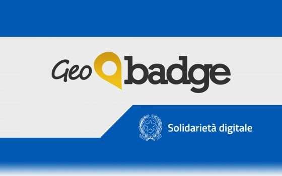 Solidarietà Digitale: smart working con GeoBadge