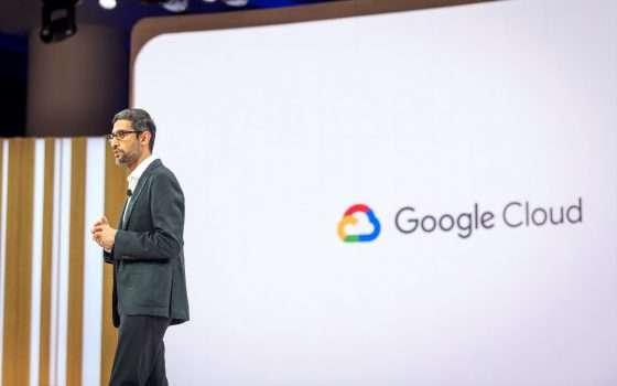 Coronavirus: evento Google Cloud Next solo online