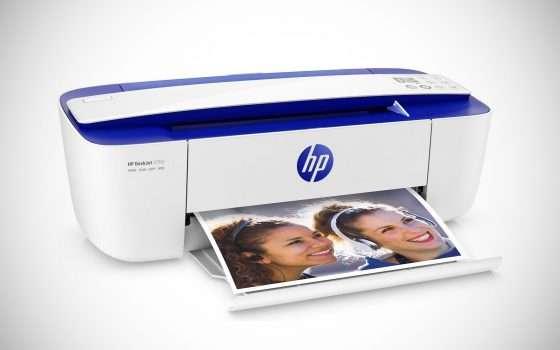 Offerte eBay: stampante HP Deskjet 3760 a 39,99 €