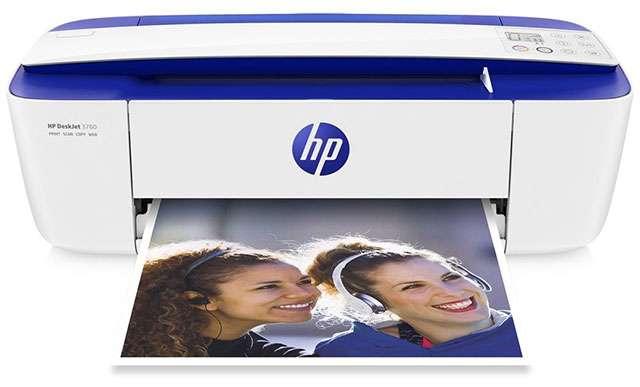 La stampante HP Deskjet 3760