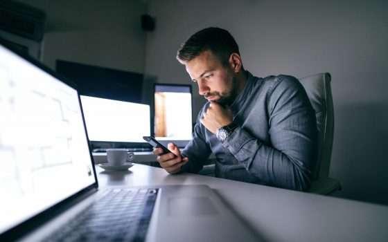 Smart Working, monitor, tastiera e mouse scontati
