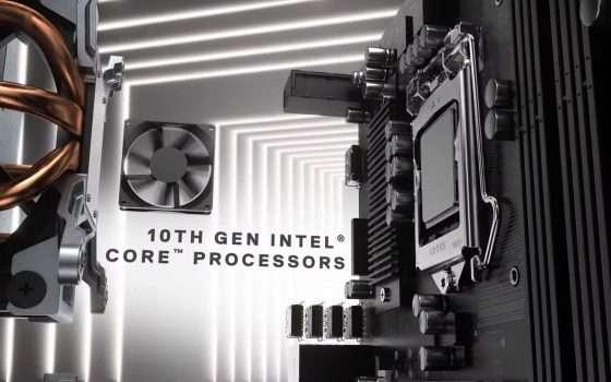 Dell anticipa le CPU Intel desktop 10th-gen