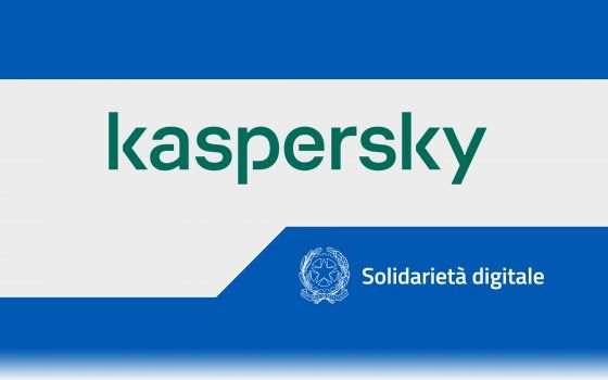 Solidarietà Digitale: Kaspersky, smart working sicuro