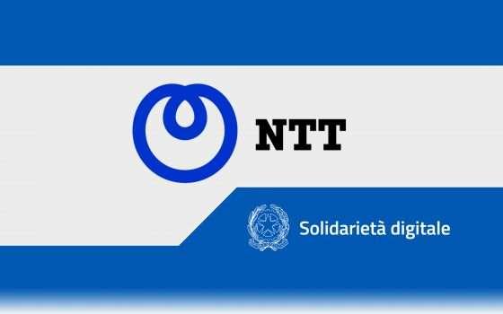 Solidarietà Digitale: NTT per le videoconferenze