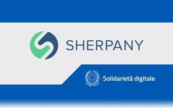 Solidarietà Digitale: Sherpany per le riunioni