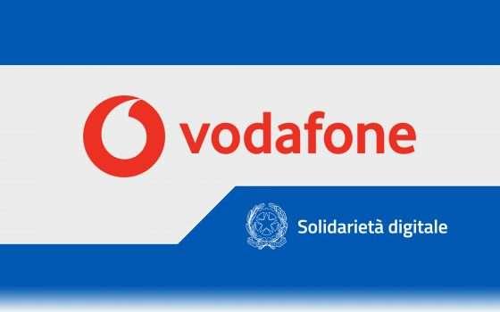 Solidarietà Digitale: Vodafone Business