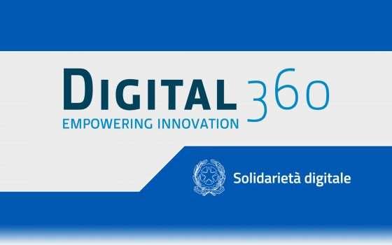 Solidarietà Digitale: Digital360, smart working