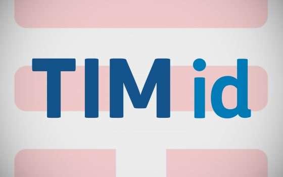TIM id con Videoidentificazione Web gratuita