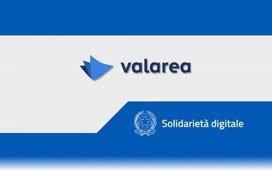 Solidarietà Digitale: smart working con Valarea