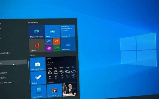 Windows 10 April 2020 Update: le novità in arrivo