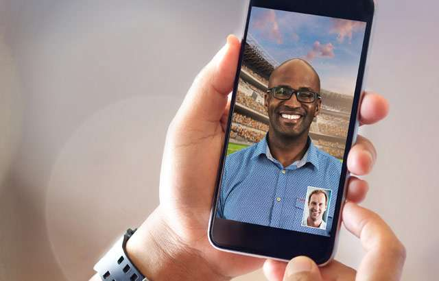 L'applicazione mobile di Zoom