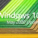 Windows 10 May 2020 Update il 14 o 21 maggio