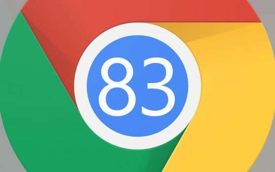 Chrome 83 disponibile su Windows, macOS e Linux