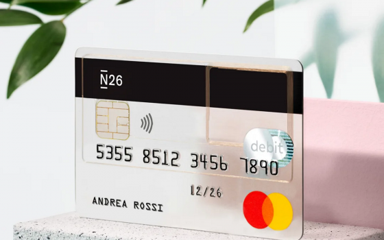 N26 annuncia che fornirà un IBAN italiano per le richieste di nuovi conti