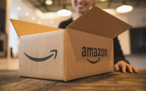 Amazon, ultime ore per un aperitivo di sconti