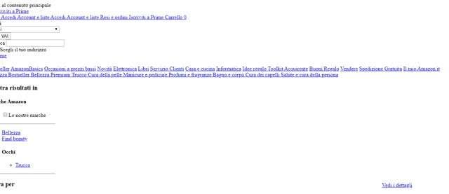 Amazon down: ecco come appare la homepage