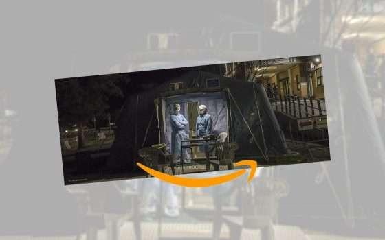 Amazon per la Protezione Civile: come donare