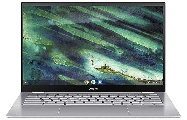 Il laptop ASUS Chromebook Flip C436
