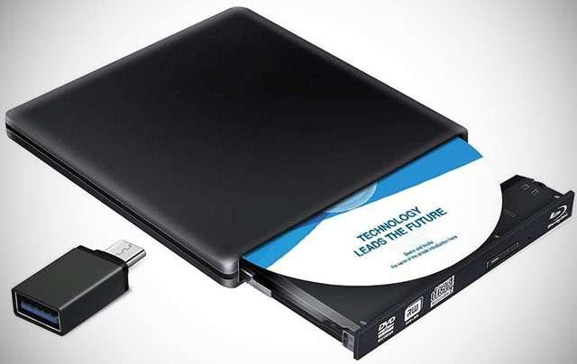 Masterizzatore Blu-ray esterno per PC
