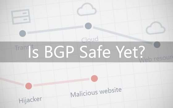 Cloudflare lancia il sito Is BGP Safe Yet?