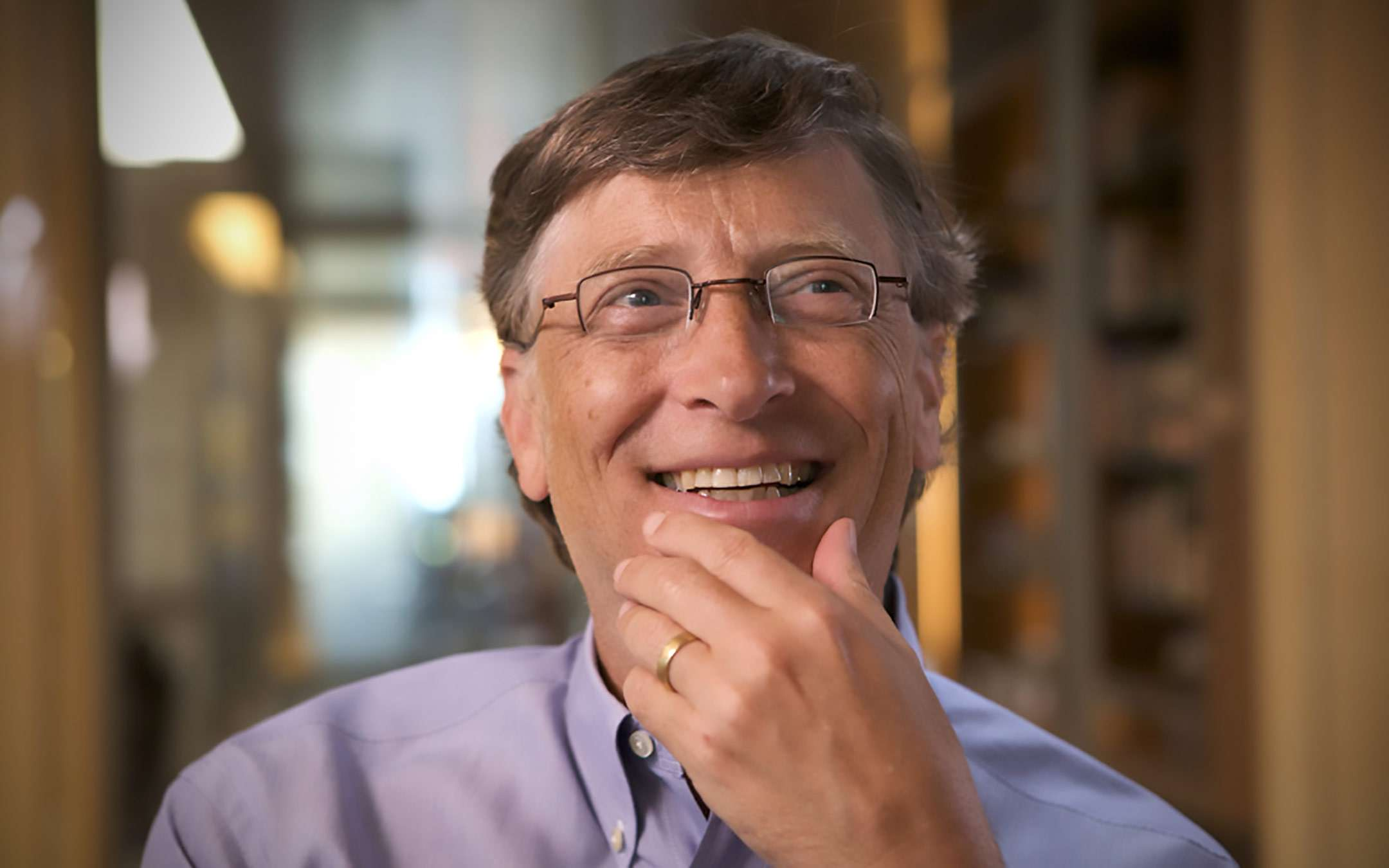 The UK on Bill Gates' COVID-19 vaccines
