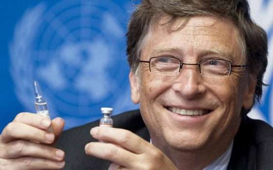 COVID-19: i vaccini da 3 dollari di Bill Gates