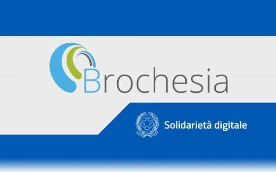 Solidarietà Digitale: Brochesia, assistenza in AR