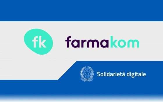 Solidarietà Digitale: Farmakom per le farmacie