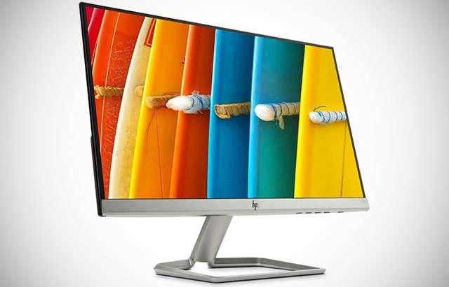 Il monitor HP 22F