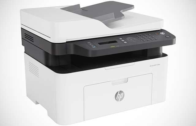 Stampante multifunzione HP Laser 137fwg