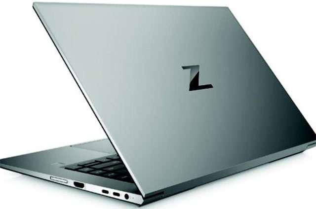 Uno dei nuovi laptop della linea HP ZBook