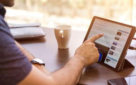 iPadOS: presto multi window per Word e PowerPoint