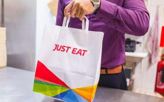 Just Eat: boom degli ordini, +50% nel Q1 2020