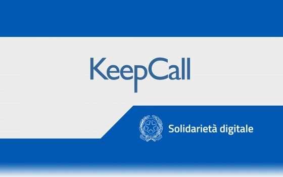 Solidarietà Digitale: KeepCall per desk telefonici