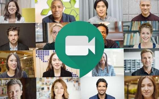 Google Meet è gratis, ma con qualche limite