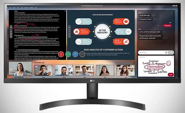 Il monitor LG 29WL500